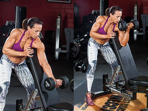 preacher curls without bench armed ready muscle fitness