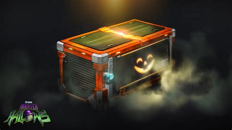how can a be in a crate haunted hallows event starts october 16 rocket league 174 official site