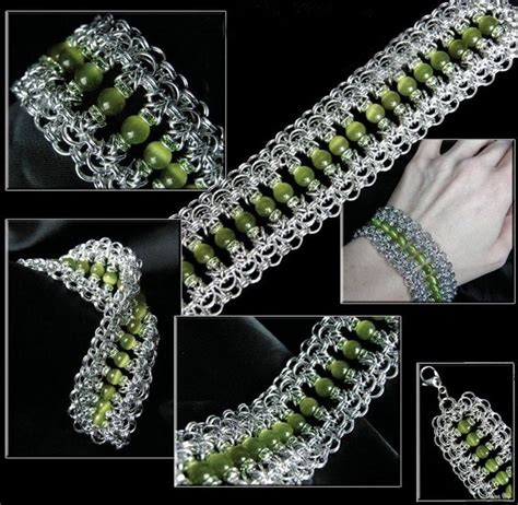 chain mail plus jewelry projects using crystals charms more books 342 best images about jewelry tutorials chain maille on
