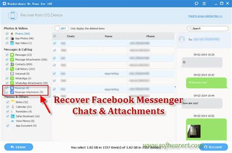 Find To Chat Recover Deleted Messenger Chats And Messages On