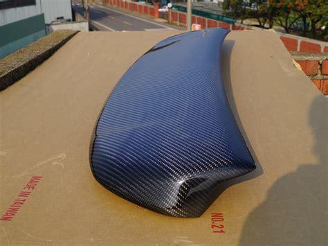 Spoiler Terios carbon fiber rear spoiler daihatsu terios hatchback 2006