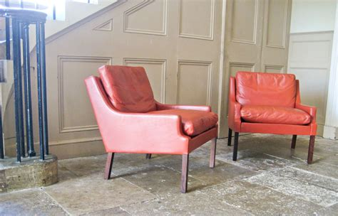 scandinavian design armchair georg thams danish sofa armchair leather alto stile