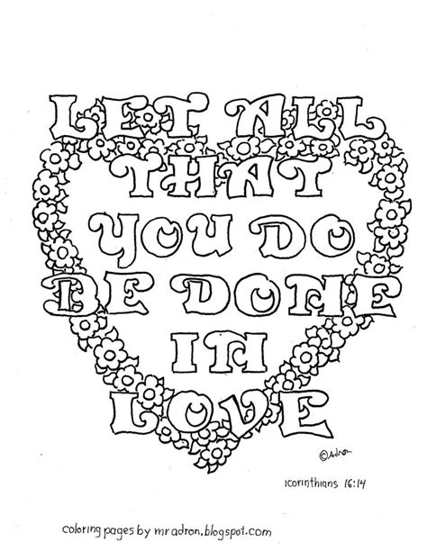 i love everything about you coloring page 17 best images about coloring pages for kid on pinterest