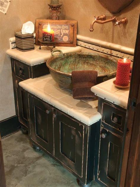 old world bathroom vanity old world influenced bathroom vanities
