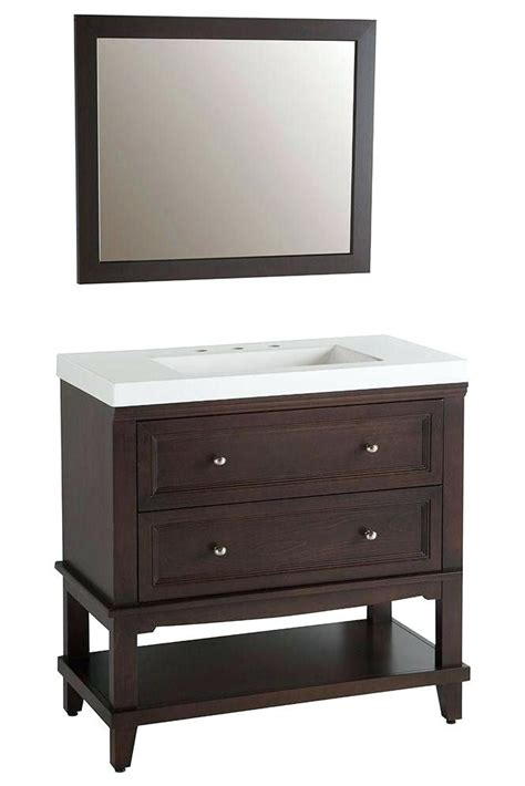 Vanity Sink Combo by Home Depot Bathroom Vanities Sink Vanity Combo