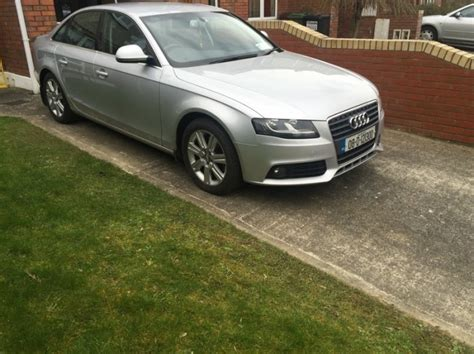 car owners manuals for sale 2008 audi a4 seat position control 2008 audi a4 for sale for sale in blanchardstown dublin from daveeims