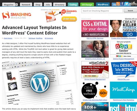 advanced layout editor wordpress not working our favorite tweets of the week oct 17 oct 23 2011