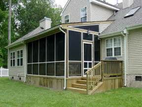 Screened Porch Plans by Outdoor Screened Porch Plans Ideas Porch Designs Small