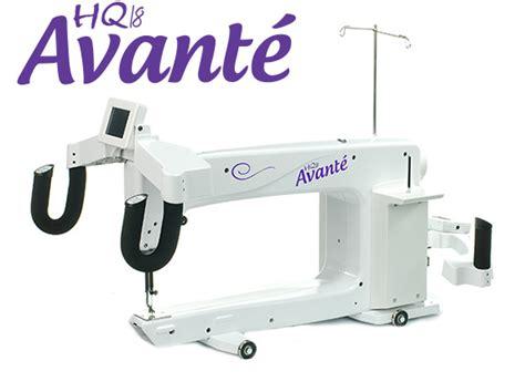 Hq Avante Longarm Quilting Machine by Handi Quilter Hq18 Avante