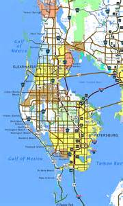 florida southeastroads pinellas county highways