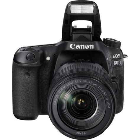 Kamera Canon Eos 80d Kit 18 135mm Is Nano Usm Paketan Garansi Resmi canon eos 80d dslr kit with 18 135mm is lens