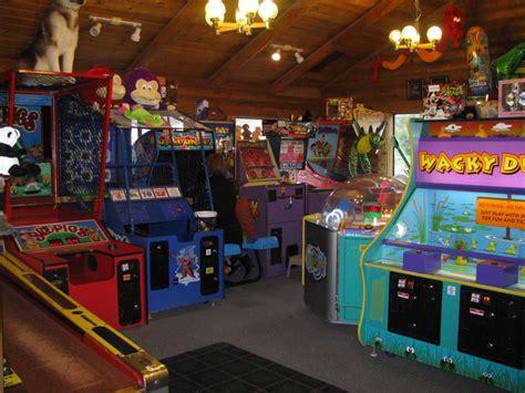 mr tubbs family zone arcade