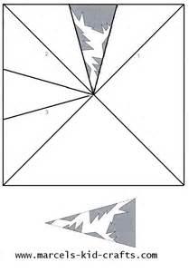 Snowflake pattern cutouts for kids free printable snowflake pattern