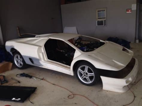 Lamborghini Project Car For Sale Sell New 2001 Lamborghini Diablo Replica Project Kit Car