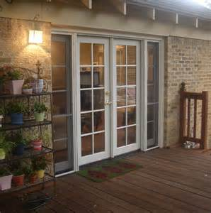 Elegant of french patio doors with screens door styles