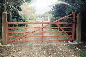 Pictures of Wooden Gate