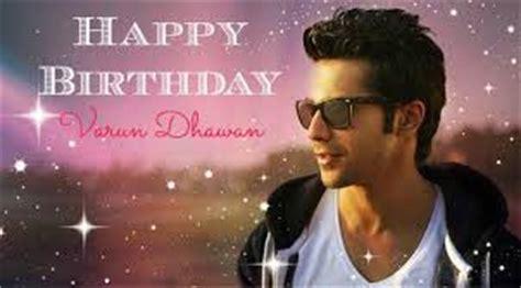 Happy Birthday Varun Dhawan Mp3 Download   muskaan the cuty happy birthday varun dhawan