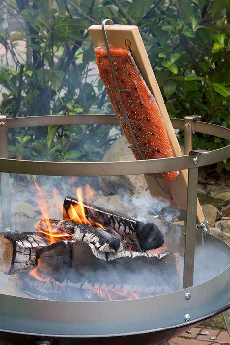 Fireplace Rock Ideas flammlachs vom weber fireplace finnhandel
