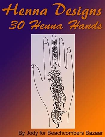 henna design ebook henna tattoo design ebook party henna designs 30 henna hands
