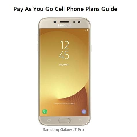 best pay as you go cell phone pay as you go phone plans guide comparison chart
