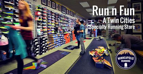 specialty running shoe store run n a cities specialty running store