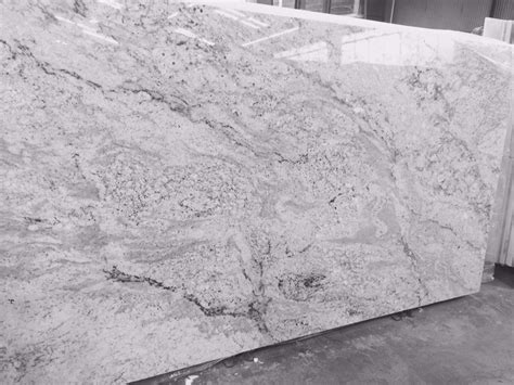 White And Grey Granite Countertops by Bianco Romano Granite Pinteres