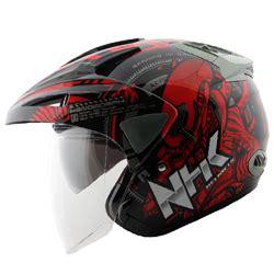 Helm Nhk Predator 2018 Harga Helm Nhk Terbaru Berserta Gambar April 2018 Car X Bike