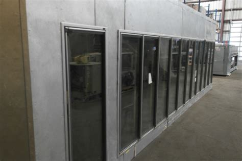 Fog Glass Doors Cold Storage Anti Fog Glass Door Walk In Display Cooler Commercial Upright Freezer With Glass