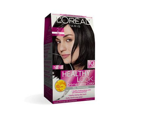 loreal healthy look creme gloss color featured review by l oreal healthy look creme gloss color reviews photos