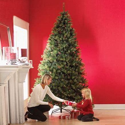 avenue no 235 l tm 7 5 ft bavarian fir christmas tree sears