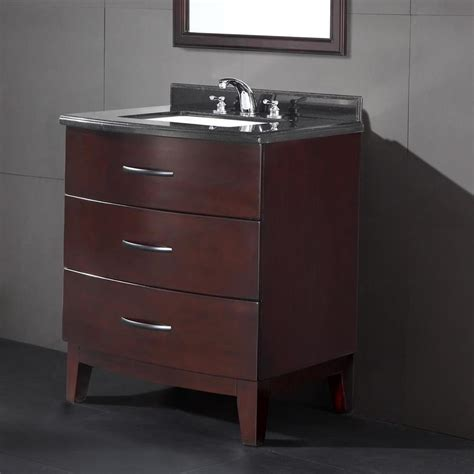 30 x 22 bathroom vanity shop ove decors tobo tobacco undermount single sink birch