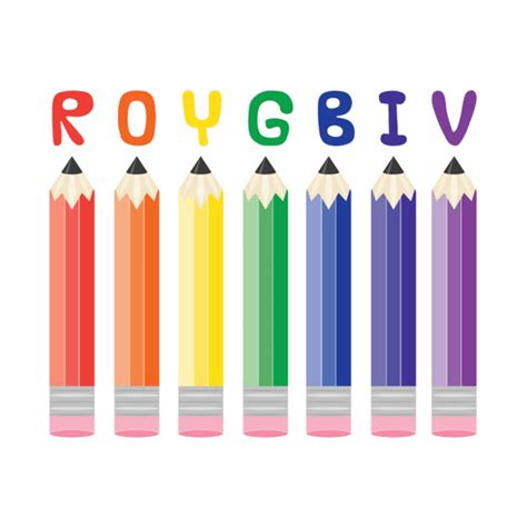 roygbiv colors roygbiv colors rainbow roygbiv color clip rainbow