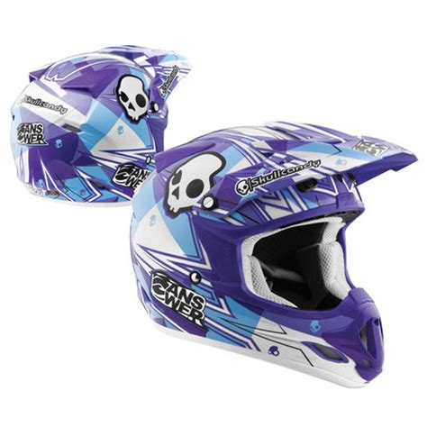 skullcandy motocross gear 169 95 answer comet skullcandy helmet 124161