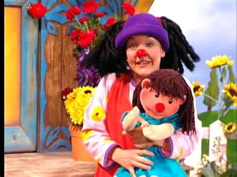 molly and the couch the big comfy couch season 7 ep 8 quot upside down clown quot youtube
