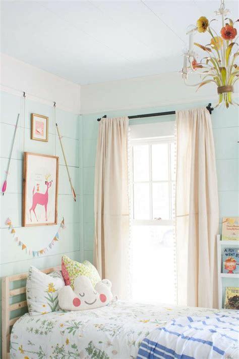 gardinen mintgrün kinderzimmer einrichten und die aktuellen trends befolgen