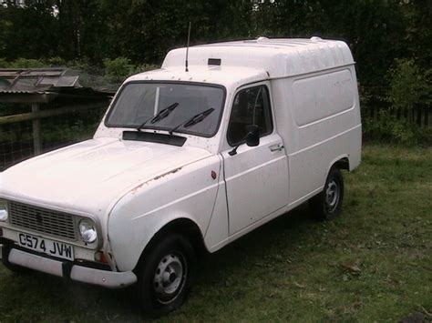 renault 4 f6 for sale one owner 69000mls