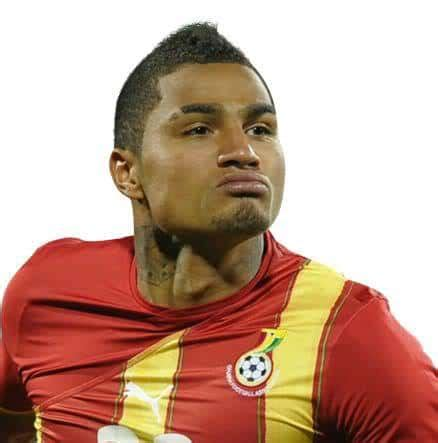 Kevin Prince Boateng Hairstyle by Kevin Prince Boateng Mohawk Hair Style Cool S Hair