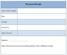 doc 1000818 reciept of payment official receipt sample