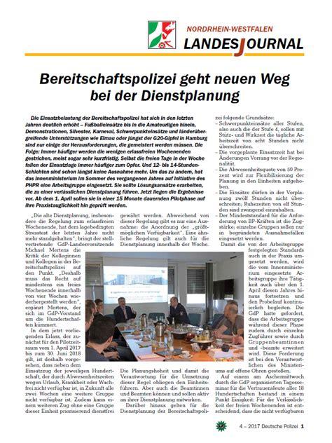 Antrag Briefwahl Aachen Homepage Gewerkschaft Der Polizei