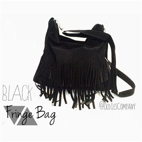 oldies company fringe bag 2in1 bag and clutch