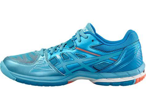 Sepatu Asics Gel Elite 3 gel volley elite 3 aquarium white flash coral asics ie