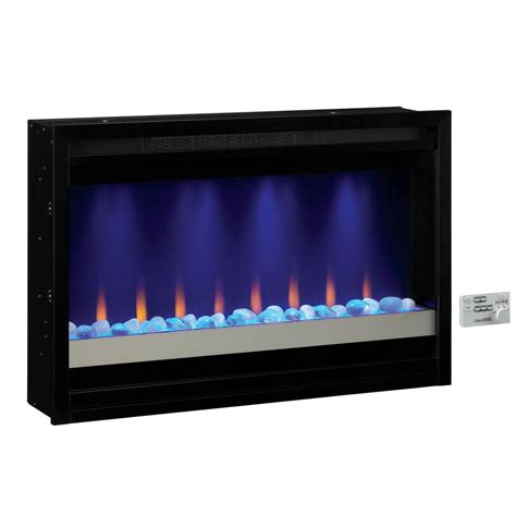 36 Electric Fireplace by Spectrafire 36 In Built In Electric