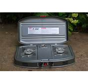 Two Burner Propane Camping Stove  Ozarks Walkabout