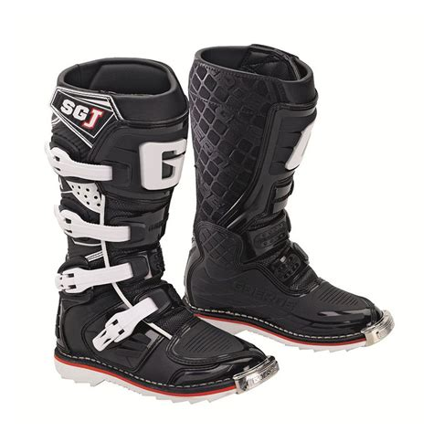 youth motocross boots size 2 gaerne youth sg j boots revzilla