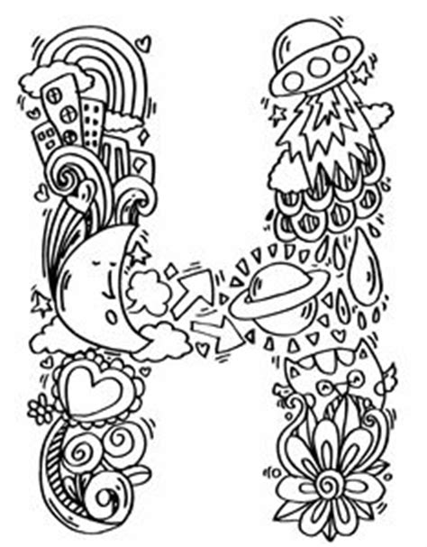 doodle name huruf i alphabet quot s quot doodle elephant bell drawings