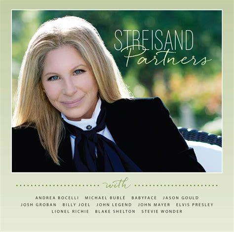 barbra streisand partners barbra streisand partners album cover