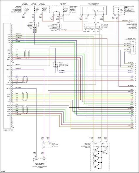 toyta rav4 wiring diagram wiring diagram and schematics
