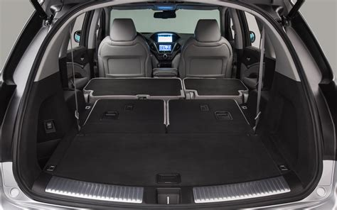 Cover Sarung Mobil Indoor Mitshubishi Outlander Ibest Seller 2014 acura mdx rear interior cargo space 201891 photo 17 trucktrend