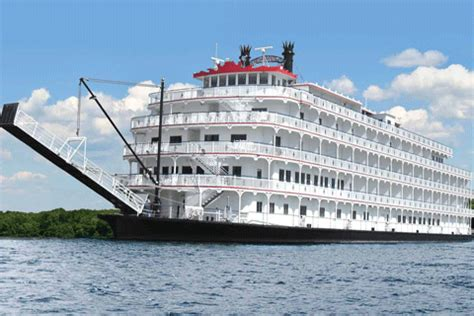 lower mississippi river boat cruise 7 night lower mississippi river cruise on america from new