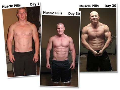 testosterone before and after testosterone booster results help your workout